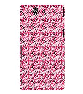 Ebby Premium Printed Mobile Back Case Cover With Full protection For Sony Xperia Z (Designer Case)