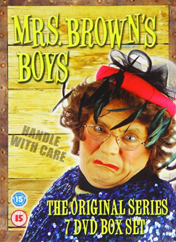 Mrs Brown's Boys - The Original Series (7-Disc Box Set) [DVD] (Mrs Brown Boys Region 1 compare prices)