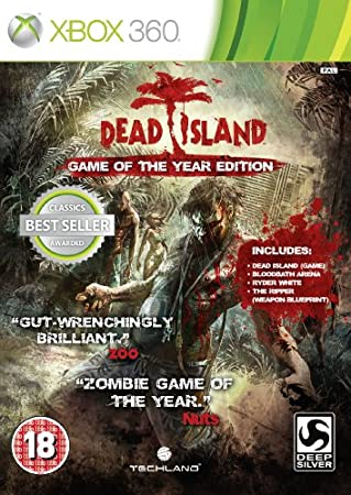 Standard Edition - Dead Island Game of the Year  (Xbox 360)