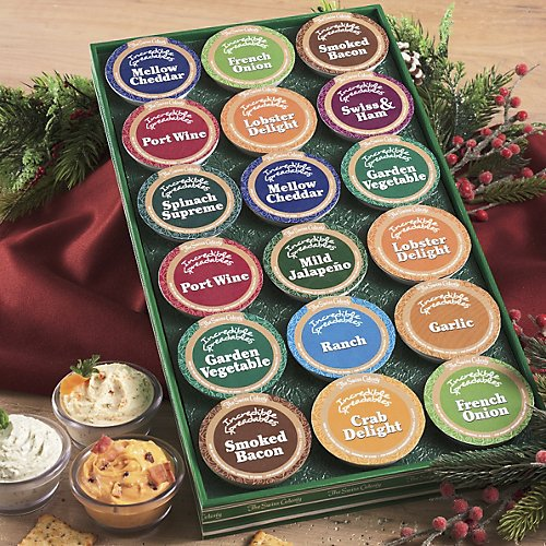 The Swiss Colony Incredible Spreadable Samplers