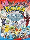 Pokémon: Super Stickerbuch - Kalos: Stickerbuch mit über 600 Stickern