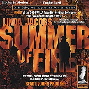 Summer of Fire Audiobook