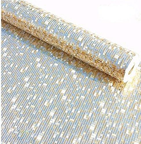 mosaico-carta-da-parati-glitter-sfondo-carta-da-parati-lamina-d-oro-brillante-argento-soffitto-paret