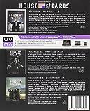 Image de House of Cards - Intégrale saisons 1-2-3 [Blu-ray + Copie digitale]