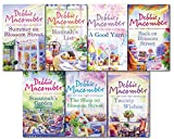 Debbie Macomber Debbie Macomber Blossom Street Series Collection 7 Books Set(Summer on Blossom Street, Twenty Wishes, Susannah's Garden, The Shop on Blossom Street, A Good yarn, Hannahs List)