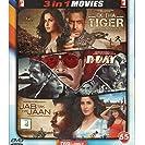 Ek Tha Tiger/D Day/Jab Tak Hai Jaan