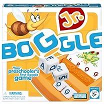 Boggle Junior Game