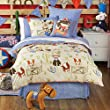 Yeehaa Cowboy Double Duvet Set Two Pillowcases 100% Cotton