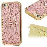 iPhoneSE/5/5S ケース Mavis's Diary カバー クリア 超薄型 耐衝撃 保護キャップ スマホケース TPU素材 ピンク