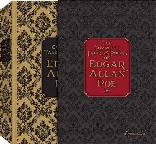 The Complete Tales & Poems Of Edgar Allan Poe (Knickerbocker Classics)