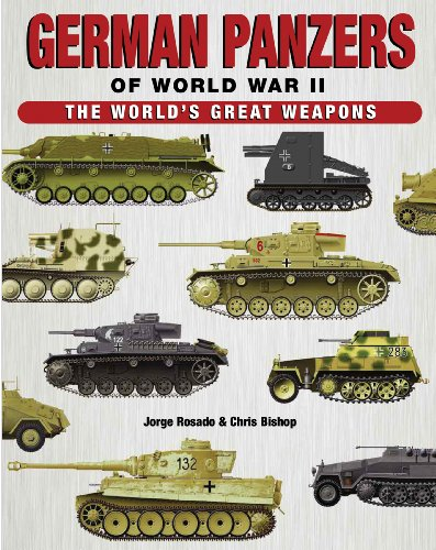German Panzers of World War II: The World's Great Weapons