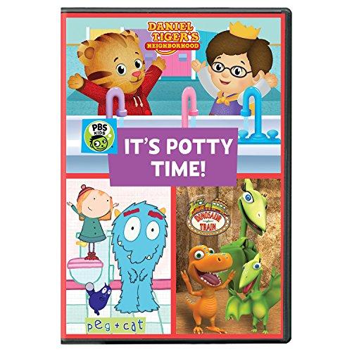 PBS KIDS: It\\\'s Potty Time 2017 (DVD)