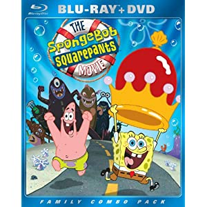 The SpongeBob SquarePants Movie (Two Disc Blu-ray/DVD Combo) (US Version)