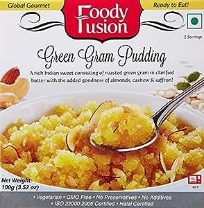 Foody Fusion Semolina Pudding, 100g