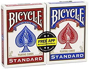 United States Playing Cards 1001781 Double-Pack Poker Cards