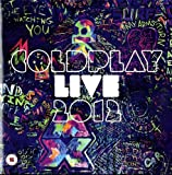 Coldplay Coldplay Live 2012 [CD+DVD--CD Case]