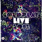 Coldplay Live 2012 [CD+DVD--CD Case]by Coldplay