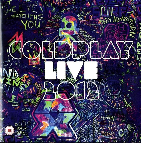 Coldplay Live 2012 [CD+DVD - CD Case]