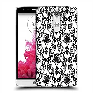 Snoogg Mixed Pattern Design Designer Protective Phone Back Case Cover For LG G3 BEAT STYLUS