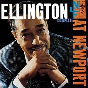 Ellington At port 1956