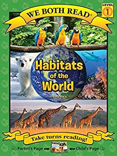 Book Cover: Habitats of the World