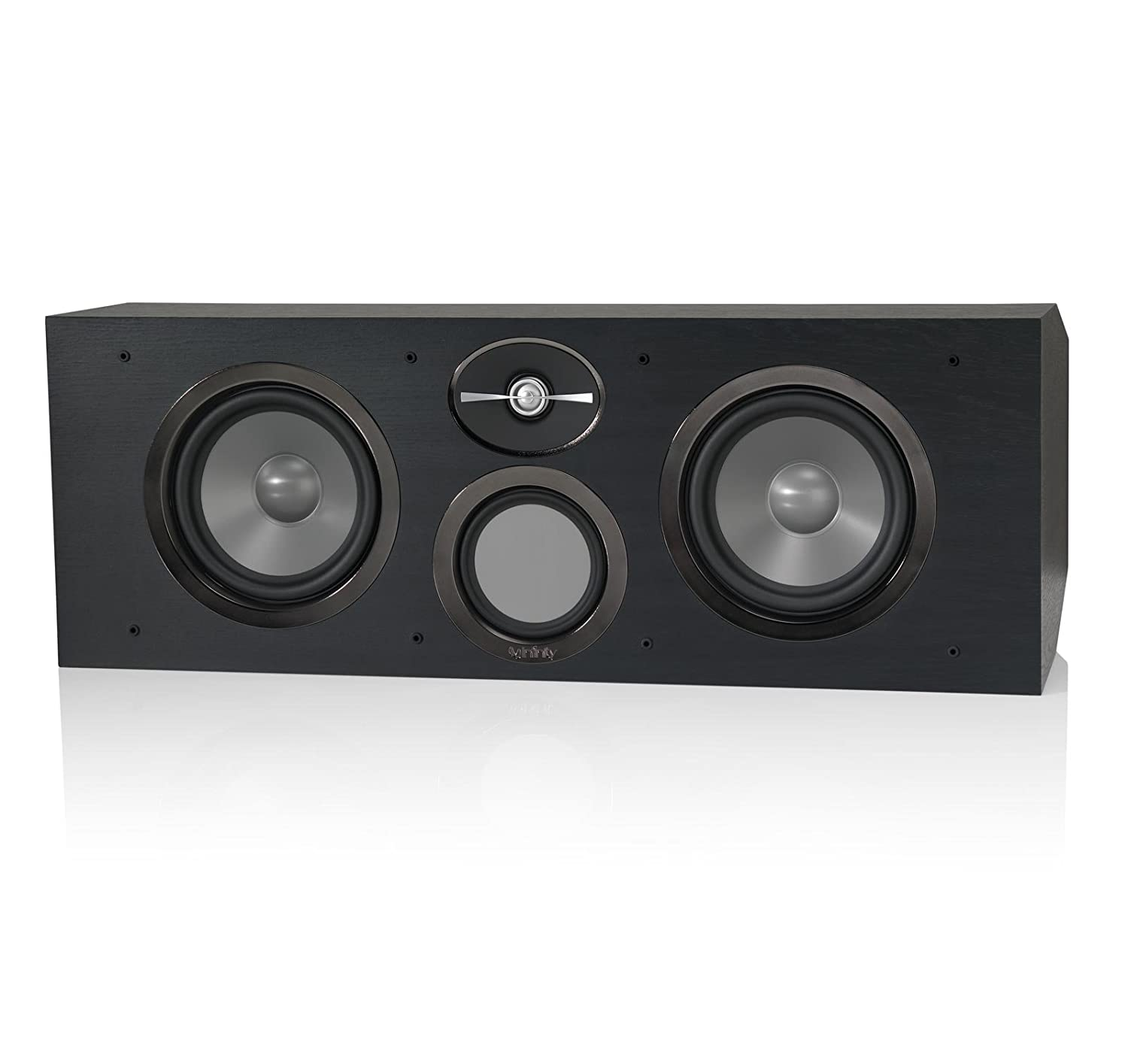 Infinity RC263 Reference Series 3-Way Center Channel Speaker - Black (Each)