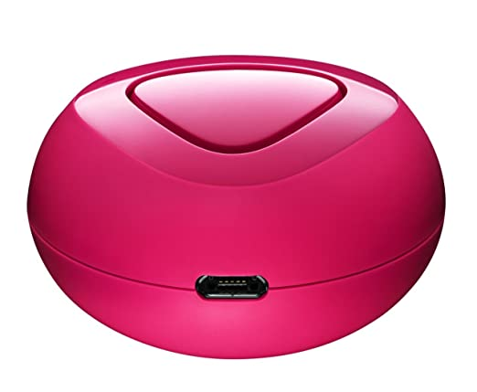 Nokia Luna Bluetooth Headset  Magenta  available at Amazon for Rs.6103