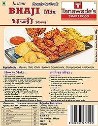 Tanawades Instant Bhaji(Pakoda) Mix