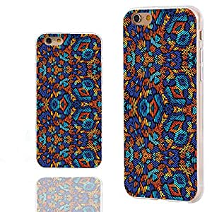 iPhone 6s Case,iPhone 6 Case,Case for iPhone 6 6s 4.7 Inch,ChiChiC [Floral Series] Full Protective Slim Flexible Durable Soft TPU Cases, colorful dark spots and lines pattern