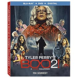 Tyler Perry's Boo 2! A Madea H [Blu-ray]