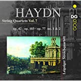 Joseph Haydn: String Quartets Vol. 7