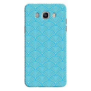 ColourCrust Samsung Galaxy J5 (2016) Mobile Phone Back Cover With Pattern Style - Durable Matte Finish Hard Plastic Slim Case