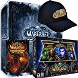 World of Warcraft Complete Gift Set (Battle Chest & Wrath of the Lich King Collector's Edition& Cataclysm)