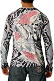Men's Limited Edition Yakuza Long Sleeve Tattoo Shirt