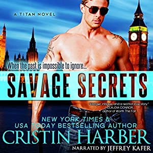 Savage Secrets Audiobook