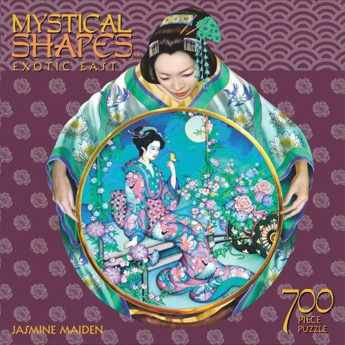 700 Piece Mystical Shapes -Jasmine Maiden - 1