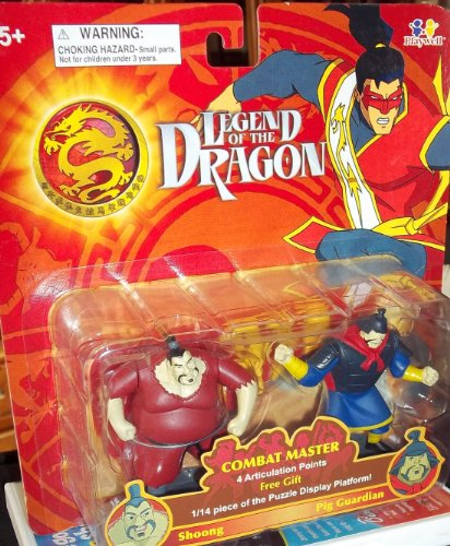 Legend Of The Dragon Combat Master - Shoong & Pig Guardin - 1