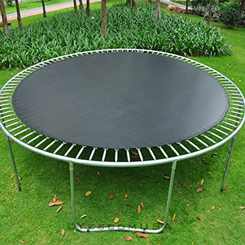 Jumping Mat Replacement For 14 Ft Round Trampoline Frame