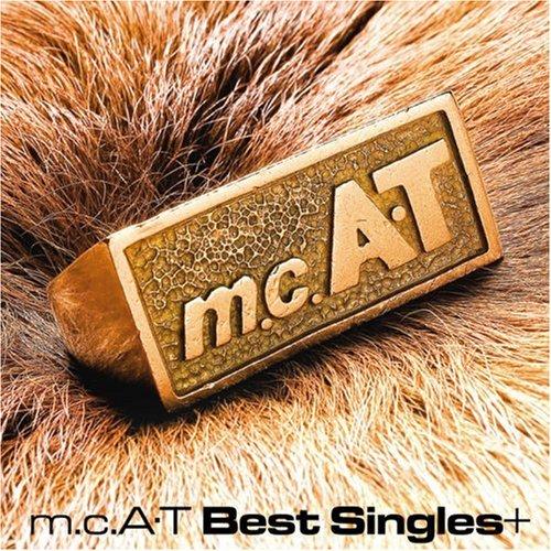 m.c.A・T Best Singles+(DVD付) [CD+DVD] / m.c.A・T (CD - 2007)