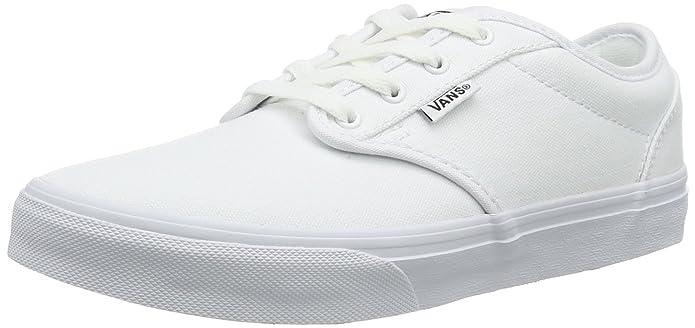 Vans Y ATWOOD (CANVAS) WHITE/ - Zapatillas de lona infantil