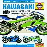 Kawasaki ZX750 Ninjas 2X7 and ZXR 750 (Haynes Service & Repair Manual)