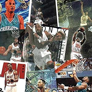 New Jersey Nets Alonzo Mourning Trading Card Set by Various+Brands