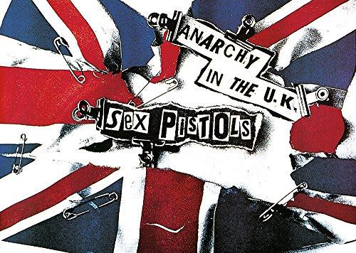 GB eye, Sex Pistols, Anarchy, Maxi Poster, 61x91.5cm, () LP0378