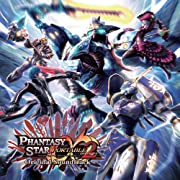 PHANTASY STAR PORTABLE 2 INFINITY ORIGINAL SOUNDTRACK