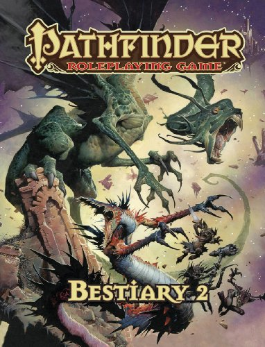 Free Download Pathfinder Roleplaying Game: Bestiary 2 From Paizo