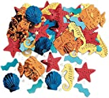 Tropical Fish Confetti Shapes