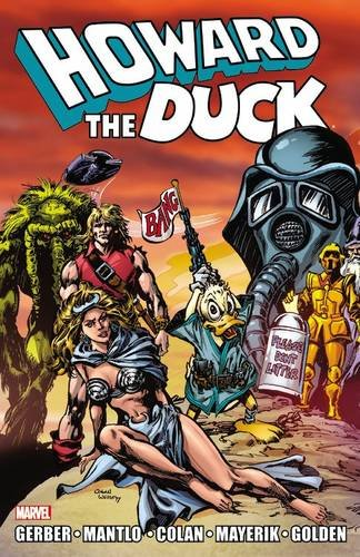 Howard The Duck 2 Complete Collection (Howard the Duck: the Complete Collection)