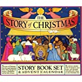 The Story of Christmas: Story Book Set & Advent Calendarby Mary Packard