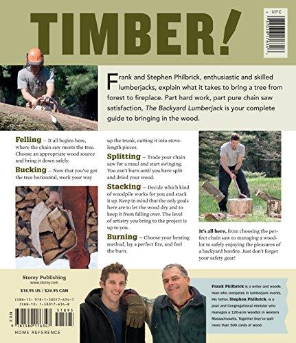 the backyard lumberjack 037038176346