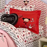 "Pucca ""Love"" Twin Size Sheet Set"